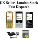 New Nokia 6300 Classic Unlocked Camera Bluetooth Classic Mobile Phone All Colors