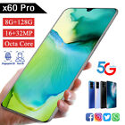 New Cheap Large Screen Android 10.0 5g-lte Unlocked Octa Core Mobile Smart Phone