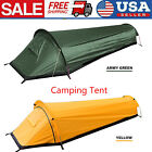 Lightweight  Camping Tent Outdoor Sleeping Bag Travel Tent with Storage Bag V2I7