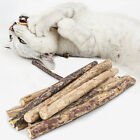 Natural Silvervine Actinidine Sticks Polygama Activity Cat Chew Toys x5/10/20 B