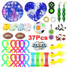 1-100PCS Fidget Sensory Toy Set Stress Relief Autism Anxiety For Kids Adults Toy