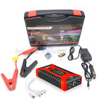 99800mAh Car Jump Starter Box USB Battery Charger Pack Booster Power Bank Clamp