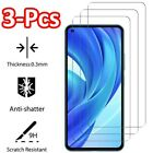 3-PACK For Xiaomi Mi 11 10 9 8 Lite 9T Pro Clear Tempered Glass Screen Protector