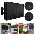Outdoor TV Screen Dustproof Waterproof Cover Set Television Protector Multi-size