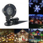 Outdoor+Christmas+Projector+Lamp+LED+Moving+Snowflake+Light+Party+Deco+HOT