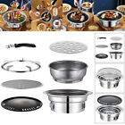 Korean Charcoal Barbecue Grill Kitchen Cookware Barbecue Grills for Kithen