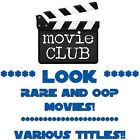 **LOOK** Collectible Movies on BD - You Pick from RARE and OOP Titles NEW