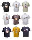 Mens Japanese Street Tokyo Manga Clothing Anime Cartoon Retro Vintage T-shirt