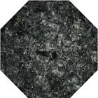 "3/4"" Grey Fire Glass Fireglass Fire Pit Fireplace Glass Crystals Gas Logs"