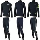 AIRTRACKS Winter Radtrikot Set Pro / Thermo Fahrradtrikot+Radhose / Windstopper