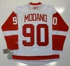 MIKE MODANO DETROIT RED WINGS REEBOK PREMIER AWAY JERSEY
