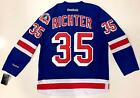 MIKE RICHTER 1994 STANLEY CUP NEW YORK RANGERS REEBOK PREMIER JERSEY NEW