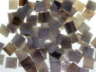 HAWKWINGS BROWN handcut stained glass mosaic tiles #286
