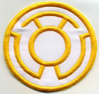 """2.5"""" Yellow Lantern Corps Classic Style Embroidered Patch"""
