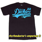 Dickies Mens 4101 DKS1519 BK Pit Crew Logo T-Shirt Black New