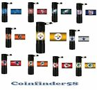 NFL Football Mini 9x LED Flashlight - Pick Team