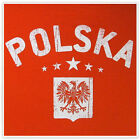 T-SHIRT red Poland Polish Polska