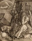 Photo Print Reproduction Melencolia I Albrecht Durer Other Sizes Avail