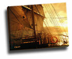 Voyage to Freedom Ship Giclee Canvas Picture Wall Art