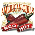 "Southern Girl "" AMERICAN GIRLS RED HOT "" 50/50 Gildan/Jerzees T SHIRT"