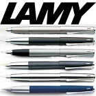 Lamy Studio Fountain Pens SIX FINISHES & SIX NIB STYLES AVAILABLE