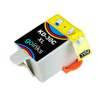 1 Colour Ink Cartridge to replace Kodak 30C (XL) Compatible for Printers