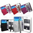 STYLISH GRIP SERIES WALLET  CASE COVER FITS APPLE  APPLEIPHONE 4 4S