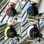 New Cycling Bike Bicycle Antiskid Wearable Sports Half Finger Gloves size M/L/XL