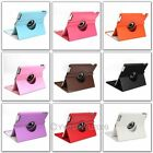 360° Rotating Magnetic Leather Case Smart Cover For iPad 4/3/2 Display