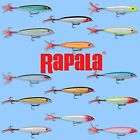 Rapala X-RAP Walk-the-Dog Lures with SureSet Hook - Coice of Color & Size