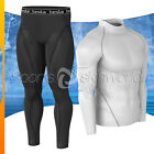 New Mens Compression Under Base Layer Gear Shorts Wear Shirt & Pant T01WSP06BB