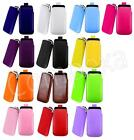 L-PULL TAB POUCH CASE COVER HOLSTER POCKET WALLET FOR Motorola MOTO XT615