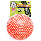 """JOLLY PETS BALL BOUNCE-N-PLAY 4.5"""", dog toy, tug toy, puncture resistant"""