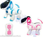 Interactive RC Remote Control i-ROBOT Pet Dog Walking Puppy Kids Educational Toy