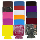 Blank Can Koozie Blank Beer coolers 12 oz. Wedding - Available in 22 Colors!!!