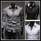 2013 Collection Mens Luxury Casual Formal Slim-Fit Stylish Dress Shirt C5092