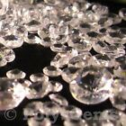 CLEAR WEDDING TABLE DIAMONDS SCATTER CRYSTALS