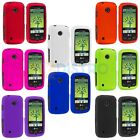 Color Hard Snap-On Rubberized Skin Case Cover for LG Cosmos Touch VN270 Phone