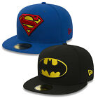 NEW ERA CAP DC COMICS BATMAN SUPERMAN TEAM COLOR KAPPE CHARACTER BASIC BASECAP