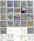 6 THANK YOU CARDS & Envelopes {Fixed £1 UK p&p}{TY PI}