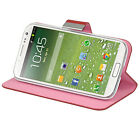 TRXIES Foldable Magnetic Folio Flip Case Skin Cover Stand for Samsung S4 Mobile