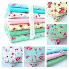 CANDY - SHABBY VINTAGE CHIC ROSES & STRIPES 100% COTTON FABRIC weddings  FASHION