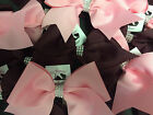 """XWIDE 3"""" Texas Size Faux Diamonds On A Budget Cheer Cheerleading Cheer Bow"""