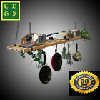 Traditional 7 Lath Pot Pan Airer Maid Rack Holder