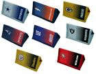 OFFICAL NFL - CHOOSE TEAM - MONEY NYLON WALLET KIDS FOOTBALL - GIFT NEW XMAS