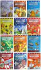 KNOWLEDGE MASTERS - Large Range (Hardback Childrens Encyclopedia/Learning Books)