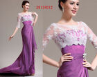 eDressit Hot Round Neck Long Evening Dress Prom Ball Gown US4-US18 sku26134512