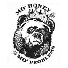 Retro Vtg HipHop NOTORIOUS BIG Parody MO HONEY MO PROBLEMS Bear Shirt, Money Rap