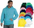 Mens Sweatshirt-Russell Jerzees Colour Hooded, Contemporary Fit Sweatshirt