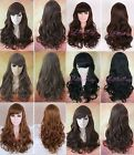 60cm long Lolita wavy fashion women synthetic collection Halloween hair wig FL05